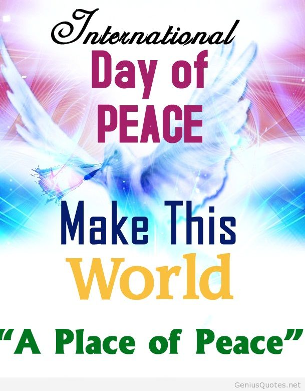85-International Peace Day Wishes