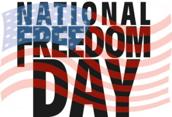 85-National Freedom Day