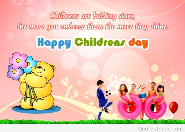 87-Happy Children Day Wishes