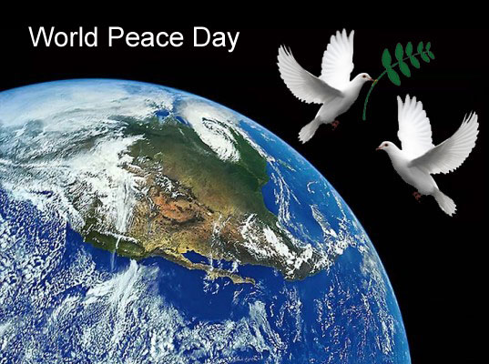 89-International Peace Day Wishes