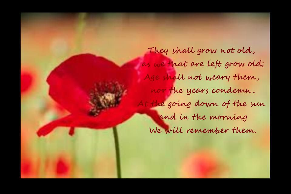89-Remembrance Day Wishes