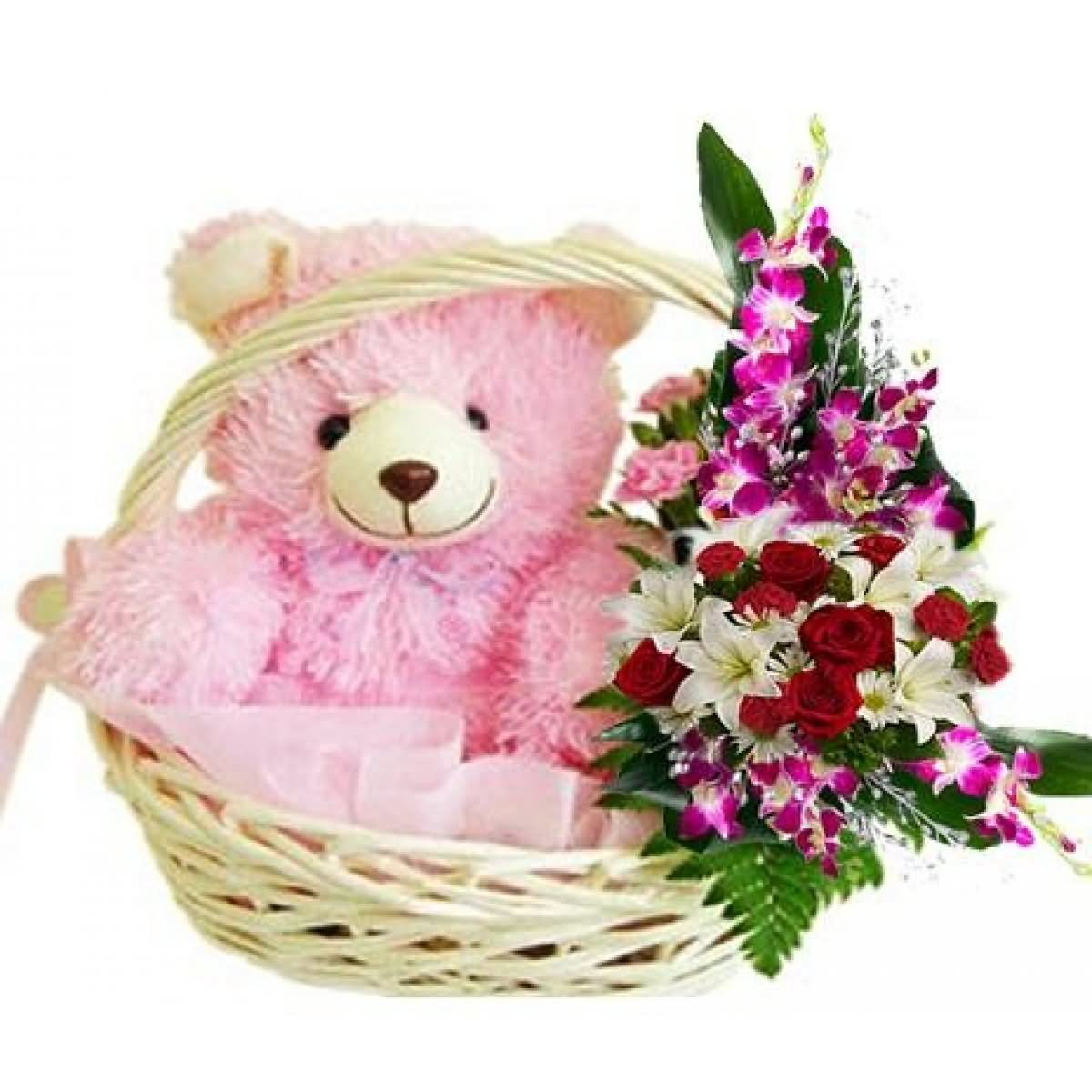 9-Teddy Day Wishes