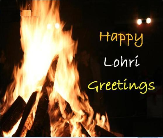 90-Happy Lohri Wishes