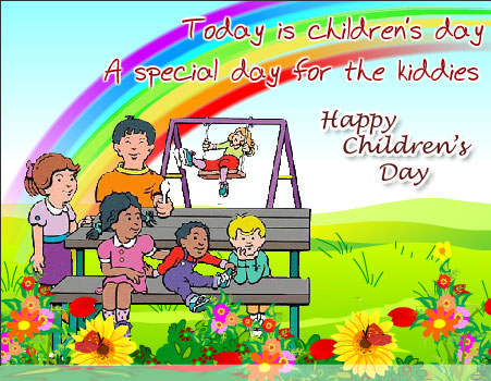 93-Happy Children Day Wishes