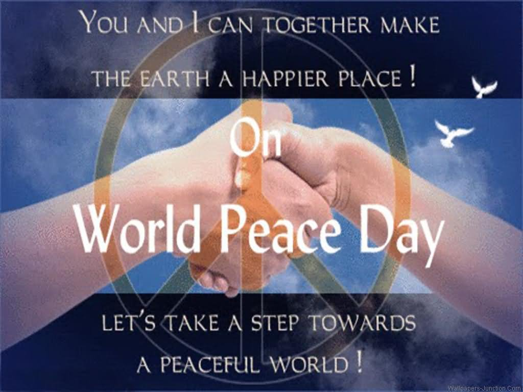93-International Peace Day Wishes