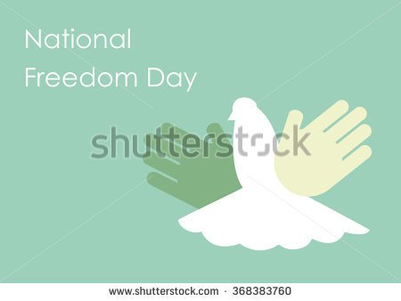 95-National Freedom Day