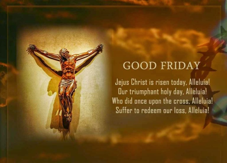 98-Good Friday Wishes