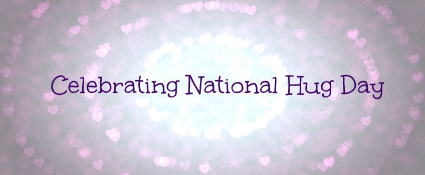Celebrating National Hug Day Timeline Cover Image