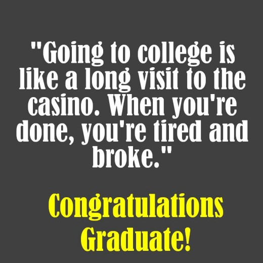 Congratulations Graduate Quotes Greeting Image