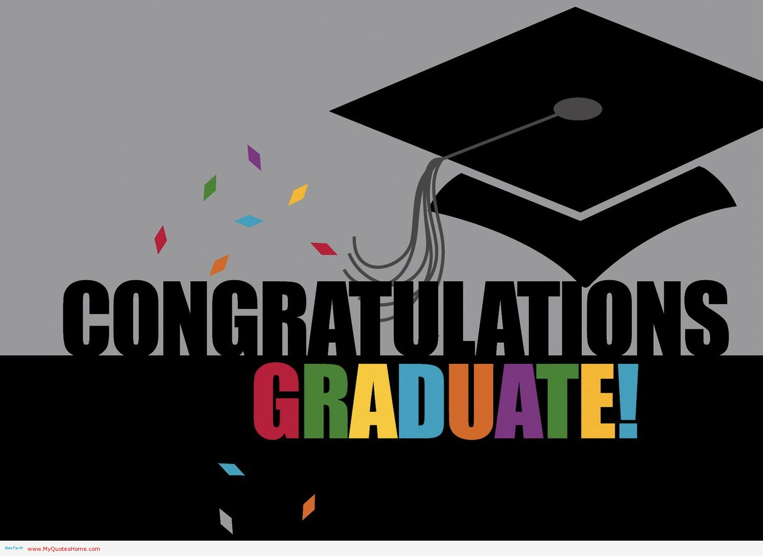 Congratulations Graduation Wishes Quotes Image