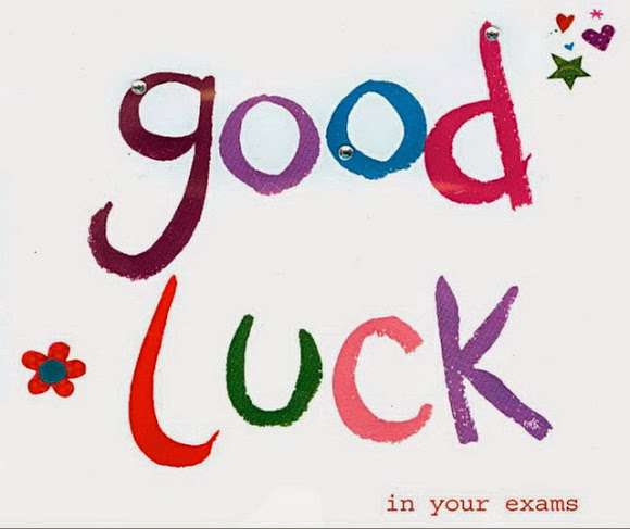 Good Luck Quotes For Exams Image