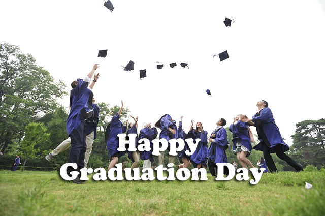 Happy Graduation Day Picture Greeting