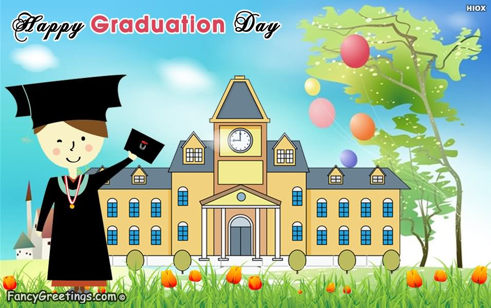 Happy Graduation Day Wishes For Sister
