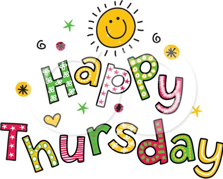 Happy Thursday Greetings Text Image Nice Wishes
