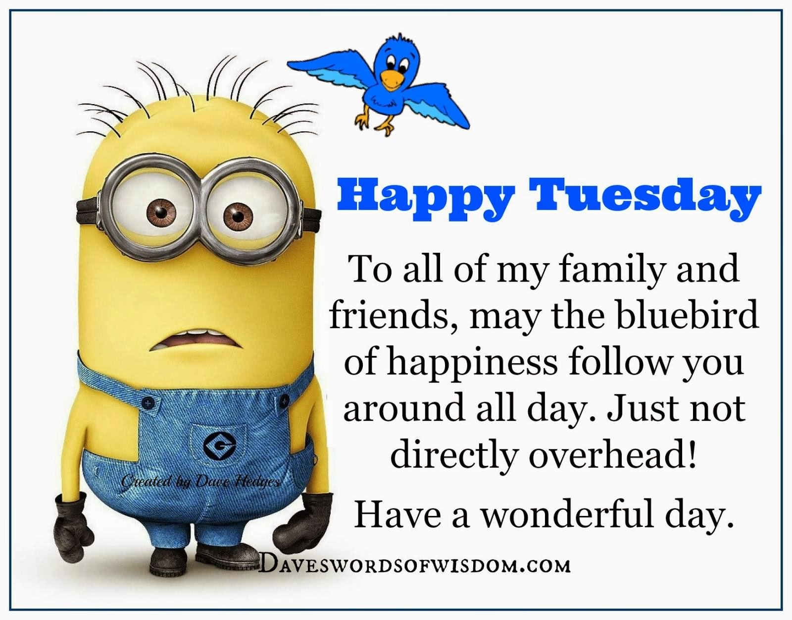 Happy Tuesday Quotes Have A Wonderful Day Image