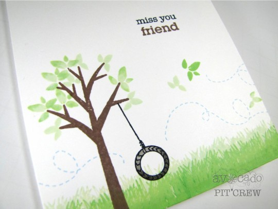 Miss You Friend Greeting Card Wishes For Love