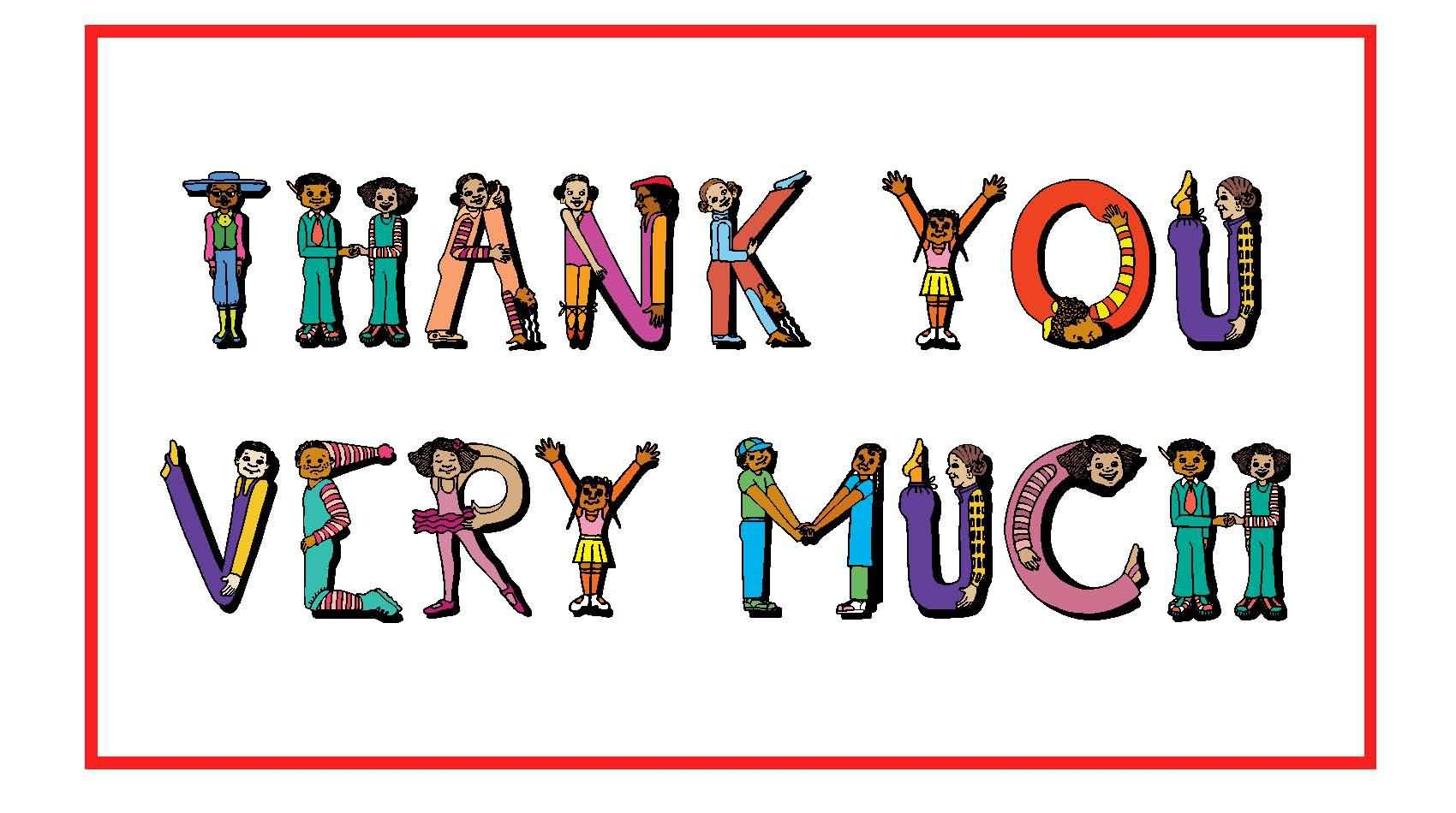 Wonderful Thank You Much Wishes Message