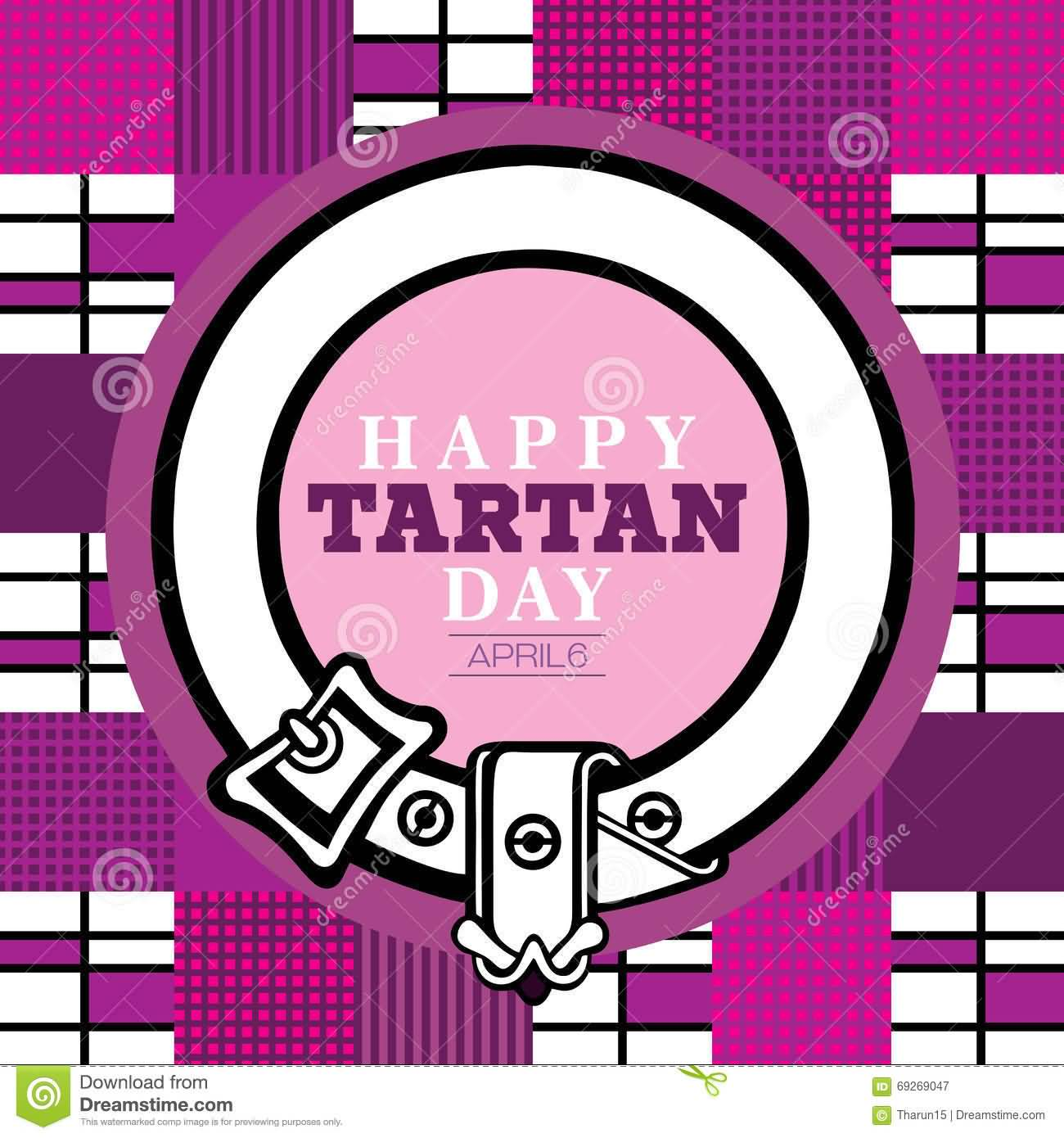 1-Happy Tartan Day Wishes