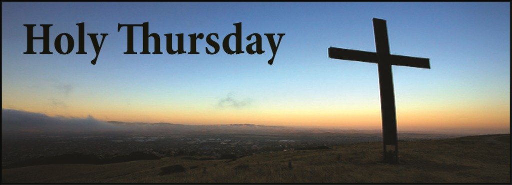 1-Holy Thursday Wishes