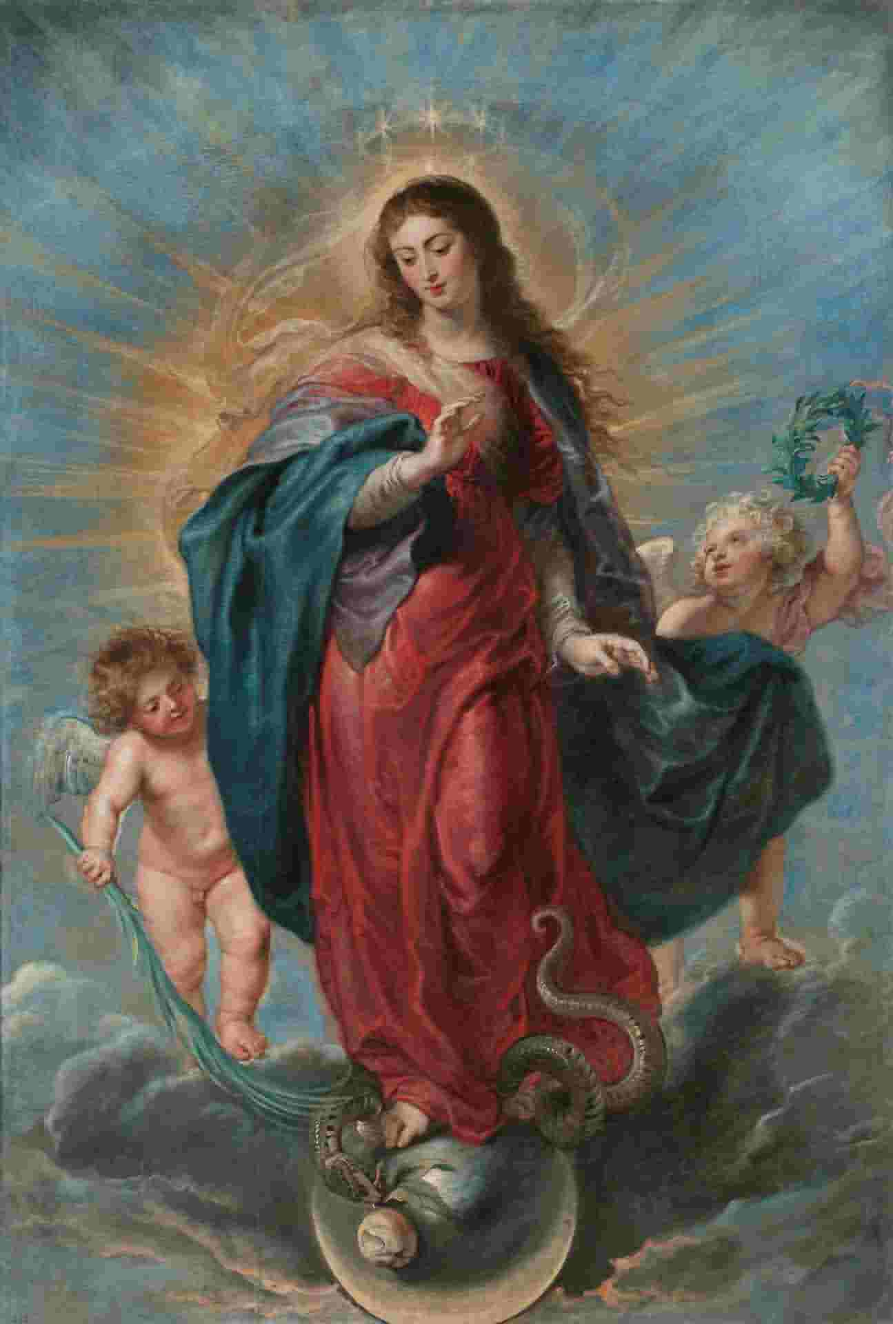 1-Immaculate Conception Day Wishes