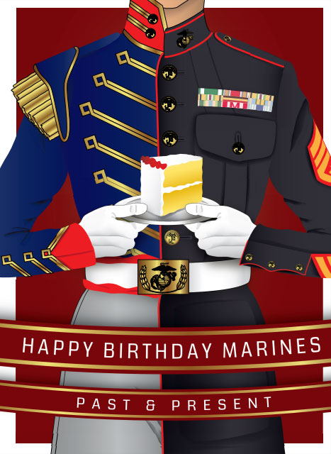 10-Marine Corps Birthday Wishes