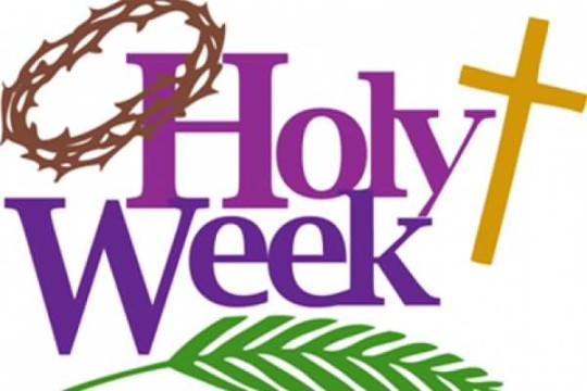 101-Holy Week Wishes