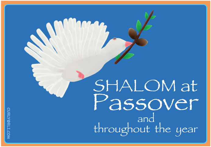 103-Happy Passover Wishes