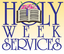 106-Holy Week Wishes