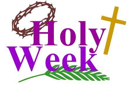 107-Holy Week Wishes