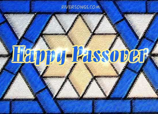 108-Happy Passover Wishes