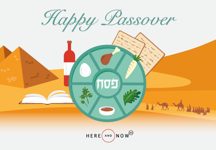 109-Happy Passover Wishes