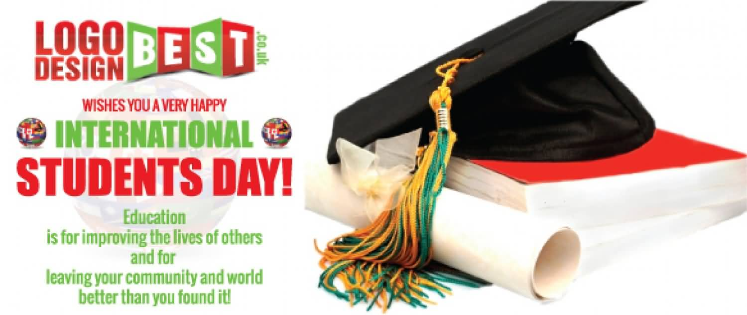 11-International Students Day Wishes