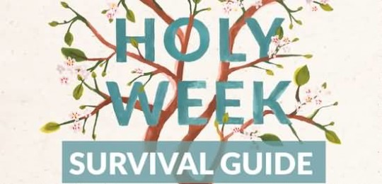 110-Holy Week Wishes