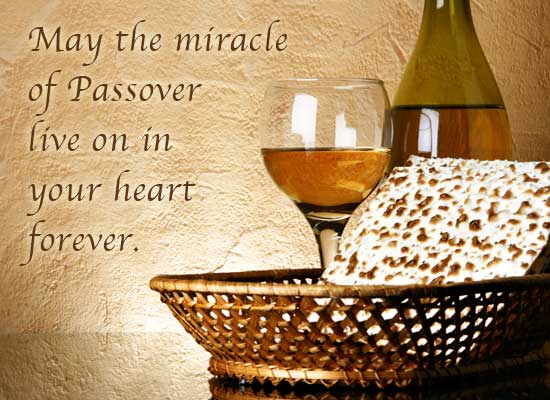 118-Happy Passover Wishes