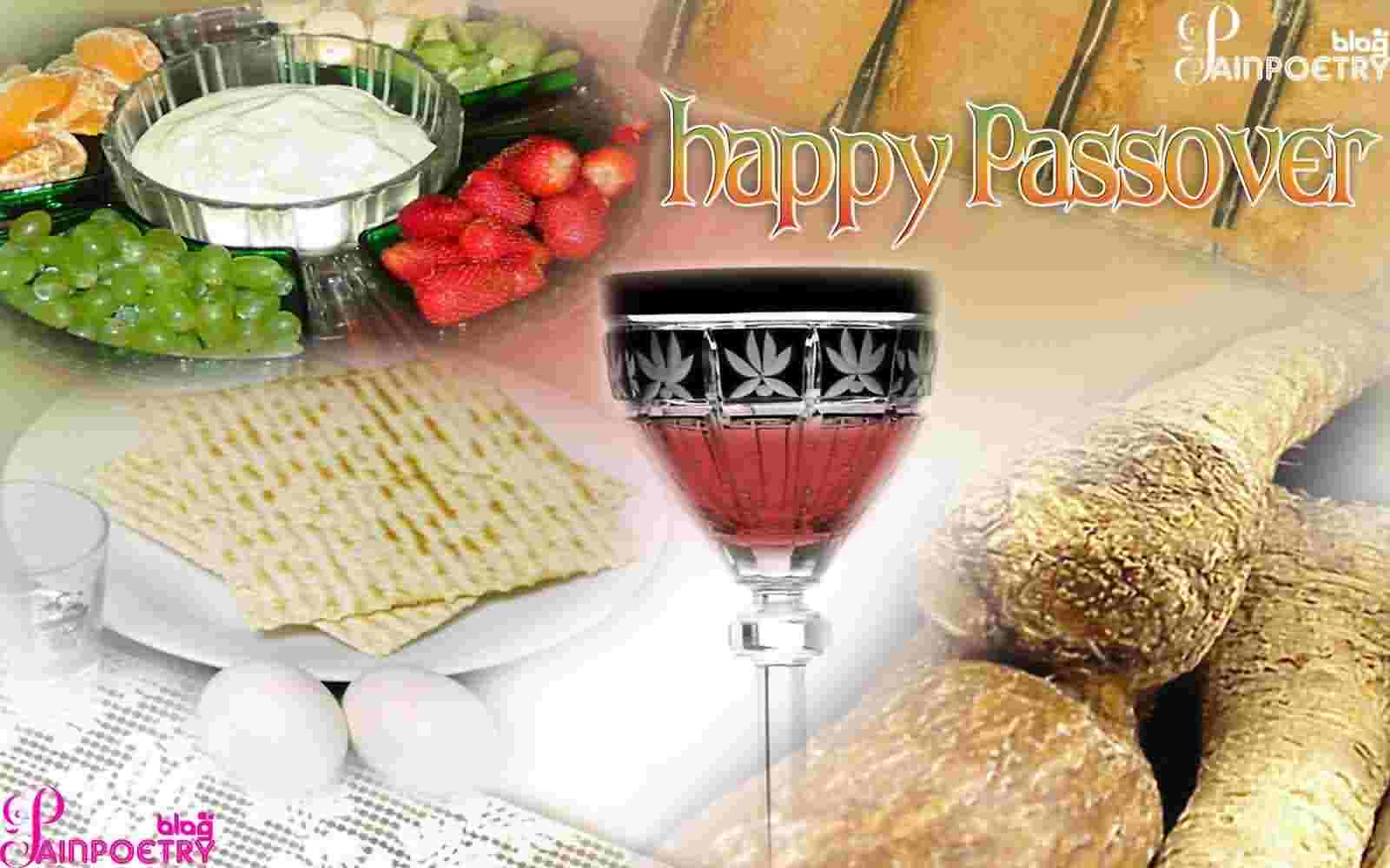 119-Happy Passover Wishes