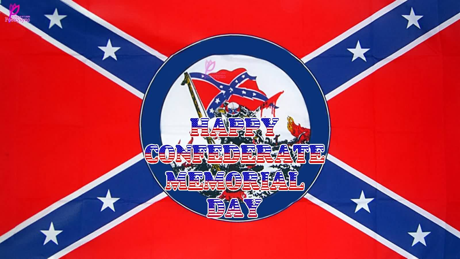 12-Happy Confederate Memorial Day
