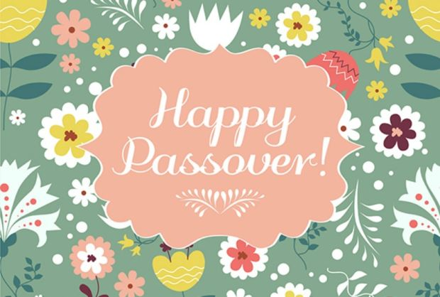 120-Happy Passover Wishes