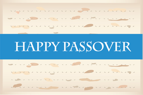 122-Happy Passover Wishes