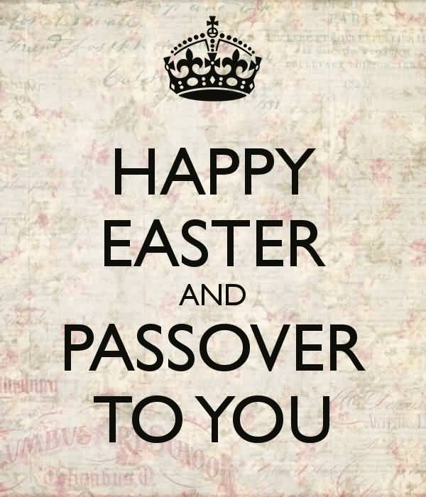 125-Happy Passover Wishes