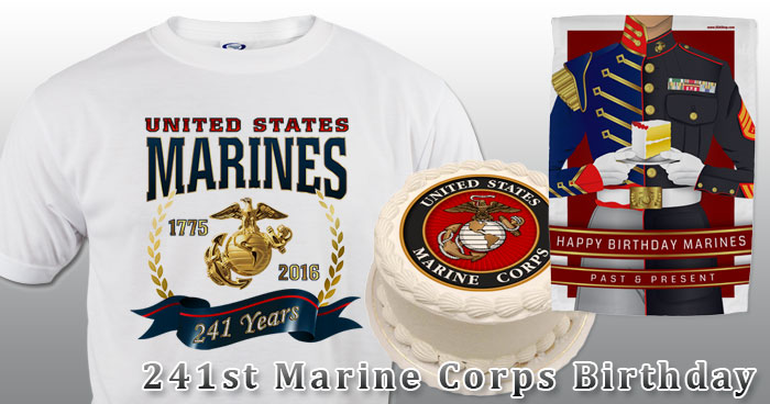 13-Marine Corps Birthday Wishes