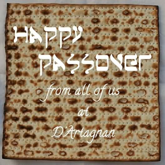 131-Happy Passover Wishes