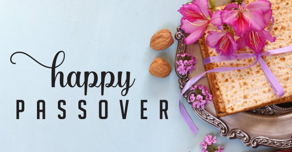 132-Happy Passover Wishes