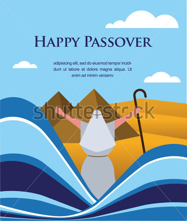 134-Happy Passover Wishes