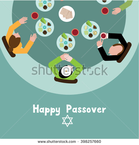 135-Happy Passover Wishes