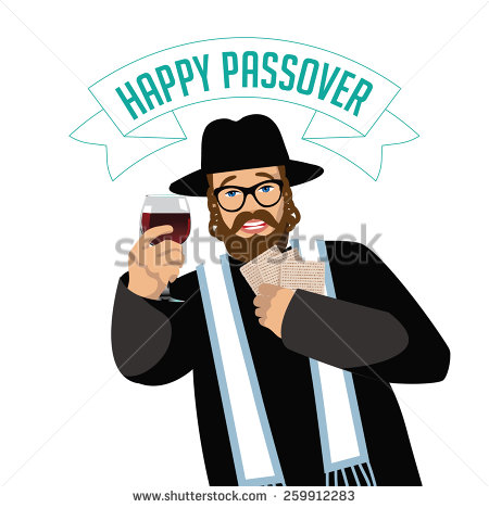 136-Happy Passover Wishes