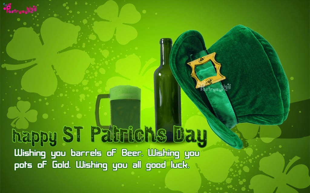 136-Saint Patricks Day