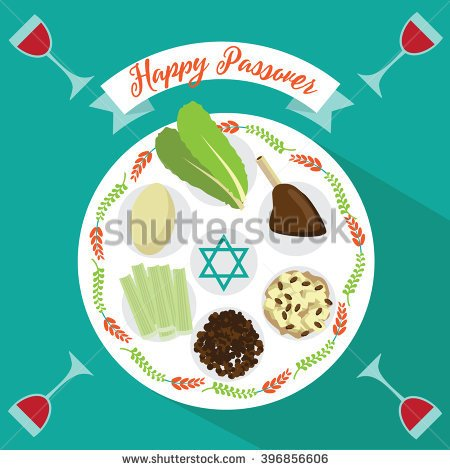 141-Happy Passover Wishes