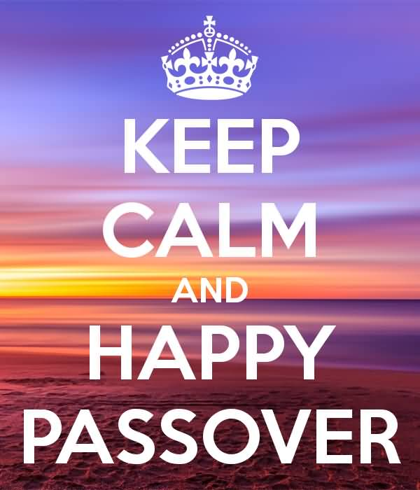 143-Happy Passover Wishes
