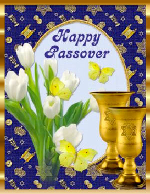 145-Happy Passover Wishes