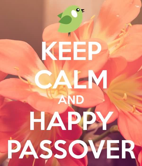 151-Happy Passover Wishes
